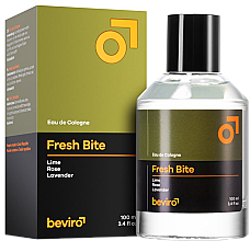 Fragrances, Perfumes, Cosmetics Beviro Fresh Bite - Eau de Cologne