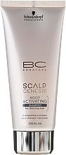 Fragrances, Perfumes, Cosmetics Hair Shampoo - Schwarzkopf Professional BC Bonacure Scalp Genesis Root Activating Shampoo