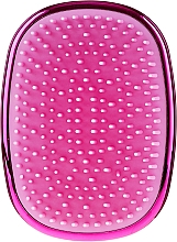 Fragrances, Perfumes, Cosmetics Hair Brush, shining pink - Twish Spiky 3 Hair Brush Shining Pink
