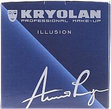 Fragrances, Perfumes, Cosmetics Creamy Highlighter - Kryolan Illusion