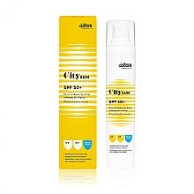 Fragrances, Perfumes, Cosmetics Facial Sun Cream SPF 50+ - Dottore City SUN SPF 50+