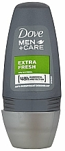 """Fragrances, Perfumes, Cosmetics Men Roll-On Antiperspirant """"Extra Freshness"""" - Dove Deo Roll-On"""