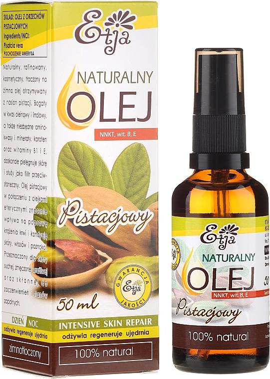 Natural Pistachios Oil - Etja Natural Pistachio Oil