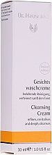 Fragrances, Perfumes, Cosmetics Cleansing Face Cream - Dr. Hauschka Cleansing Cream