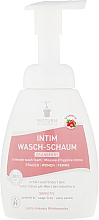 "Fragrances, Perfumes, Cosmetics Intimate Wash Foam ""Cranberry"" - Bioturm Intim Wasch-Schaum Cranberry No.90"