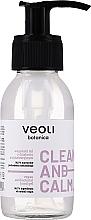 Fragrances, Perfumes, Cosmetics Antibacterial Hand Gel - Veoli Botanica Vegan Antibacterial Hand Gel