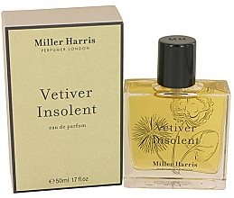 Fragrances, Perfumes, Cosmetics Miller Harris Vetiver Insolent - Eau de Parfum