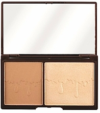 Fragrances, Perfumes, Cosmetics Contour Palette - I Heart Revolution Palette