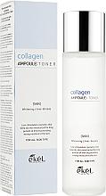 Fragrances, Perfumes, Cosmetics Moisturizing Toner with Collagen - Ekel Collagen Ampoule Toner