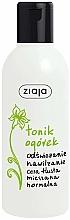"Fragrances, Perfumes, Cosmetics Face Tonic ""Cucumber"" - Ziaja Facial Tonic"