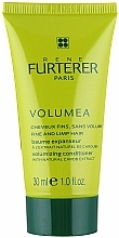 Fragrances, Perfumes, Cosmetics Volume Hair Conditioner - Rene Furterer Volumea Volumizing Conditioner