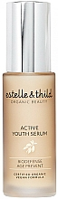 Fragrances, Perfumes, Cosmetics Face Serum - Estelle & Thild BioDefense Active Youth Serum