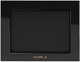 Fragrances, Perfumes, Cosmetics Cosmetics Case - Nabla Liberty Twelve Customizable Palette