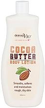 Fragrances, Perfumes, Cosmetics Coconut Body Lotion - Derma V10 Cocoa Oil Body Lotion
