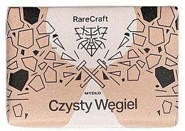 Fragrances, Perfumes, Cosmetics Charcoal Soap - RareCraft Soap