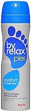 Fragrances, Perfumes, Cosmetics Refreshing Foot Deodorant - Byly Byrelax Comfort With Citrus Fresh Feet Deo Spray