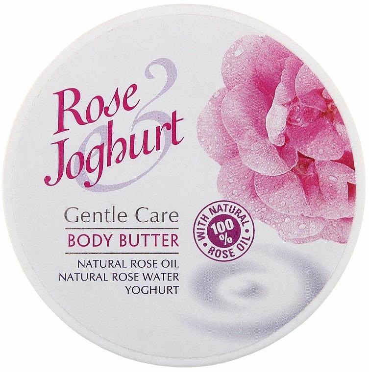 Body Oil - Bulgarian Rose Body Butter Rose Joghurt