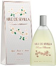 Fragrances, Perfumes, Cosmetics Instituto Espanol Aire de Sevilla Rosas Blancas - Eau de Toilette