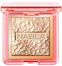 Fragrances, Perfumes, Cosmetics Face Highlighter - Nabla Skin Glazing Highlighter