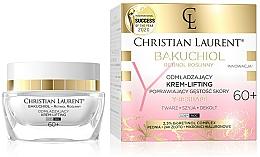 Fragrances, Perfumes, Cosmetics Active Lifting Face Cream 60+ - Christian Laurent Bakuchiol Retinol Y-Reshape Lifting Cream