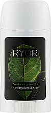 Fragrances, Perfumes, Cosmetics 48H Men Deodorant - Ryor Deodorant