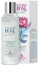 Fragrances, Perfumes, Cosmetics Cleansing Face Gel - Bulgarian Rose Signature Cleaning Gel