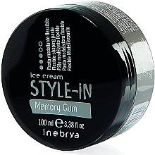 Fragrances, Perfumes, Cosmetics Memory Modeling Gum Paste - Inebrya Style-In Memory Gum Paste