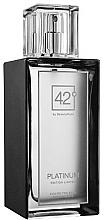 Fragrances, Perfumes, Cosmetics 42° by Beauty More Platinum Edition Limitee - Eau de Toilette