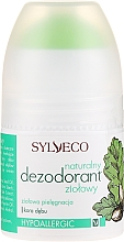 Fragrances, Perfumes, Cosmetics Natural Herbal Deodorant - Sylveco