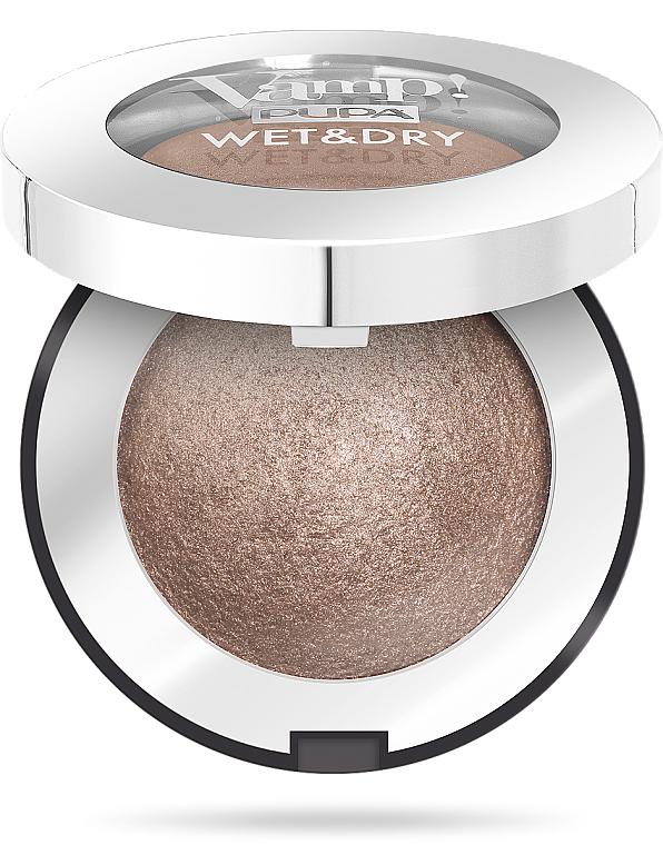 Baked Shimmer Eyeshadow - Pupa Vamp! Wet & Dry Eyeshadow
