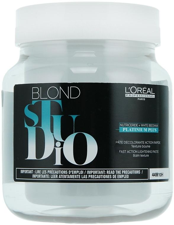 Lightening Paste - L'Oreal Professionnel Blond Studio Platinium Plus