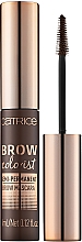 Fragrances, Perfumes, Cosmetics Brow Mascara - Catrice Brow Colorist Semi-Permanent Brow Mascara