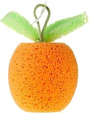 "Fragrances, Perfumes, Cosmetics Shower Sponge ""Orange"" - Martini Spa"