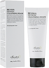 Fragrances, Perfumes, Cosmetics Cleansing Foam - Benton Honest Cleansing Foam