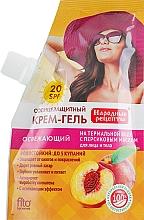 Fragrances, Perfumes, Cosmetics Sunscreen Face & Body Cream-Gel - Fito Cosmetic Narodnyye Retsepty