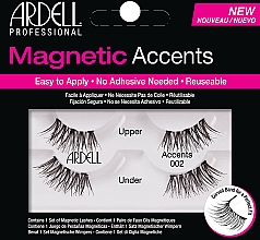 Fragrances, Perfumes, Cosmetics False Lashes - Ardell Magnetic Lashes Accents 002