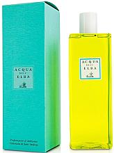 Fragrances, Perfumes, Cosmetics Acqua Dell Elba Limonaia Di Sant' Andrea - Reed Diffuser (refill)