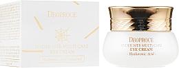 Fragrances, Perfumes, Cosmetics Spider Web Eye Cream - Deoproce Spider Web Multi-Care Eye Cream