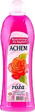 "Fragrances, Perfumes, Cosmetics Liquid Bath Concentrate ""Rose"" - Achem Concentrated Bubble Bath Rose"