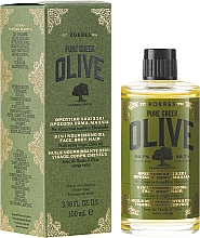 Fragrances, Perfumes, Cosmetics Nourishing Body, Hair and Face Oil - Korres Pure Greek Olive 3 In 1 Nourishing Oil