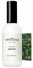 Fragrances, Perfumes, Cosmetics Linden Hydrolate - Creamy Skin Care Linden Hydrolat