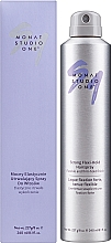 Strong Flexi-Hold Hairspray - Monat Studio One Strong Flexi-Hold Hairspray — photo N2