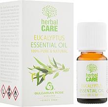 "Fragrances, Perfumes, Cosmetics Essential Oil ""Eukalyptus"" - Bulgarian Rose Eucalyptus Essential Oil"
