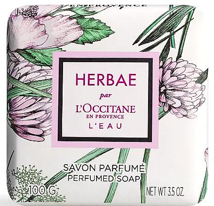 L'Occitane Herbae Perfumed Soap - Soap — photo N1