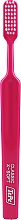 Fragrances, Perfumes, Cosmetics Soft Toothbrush, bright pink - TePe Classic Extra Soft Toothbrush