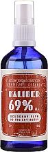 Fragrances, Perfumes, Cosmetics Antiseptic - Polny Warkocz Kaliber 69%