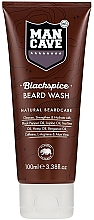 Fragrances, Perfumes, Cosmetics Beard Cleanser - Man Cave Blackspice Beard Wash