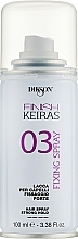 Fragrances, Perfumes, Cosmetics Hair Spray - Dikson Finish Area Keiras Hair Spray Strong Hold 03