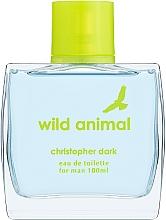 Fragrances, Perfumes, Cosmetics Christopher Dark Wild Animal - Eau de Toilette