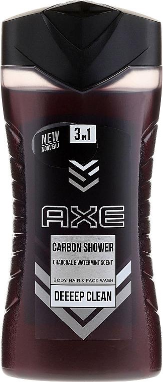 Shower Gel 3in1 - Axe Carbon Shower Gel